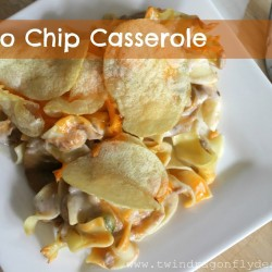 Potato Chip Casserole