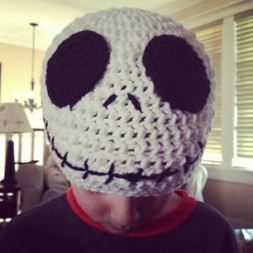 A couple of quick halloween crochet projects…