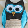 Felt Owie Owls Tutorial