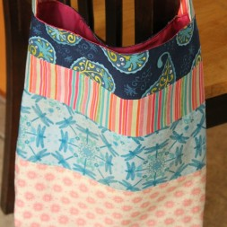 Boho Bag ~ a tutorial