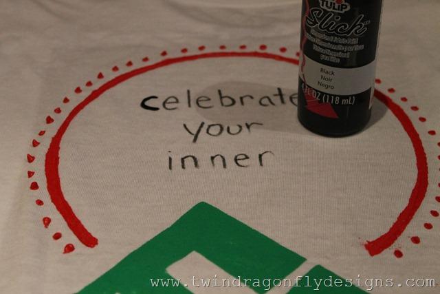 DIY Elf T-shirt (4)