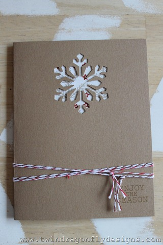 rusticchristmascard 4 - Rustic Christmas Cards