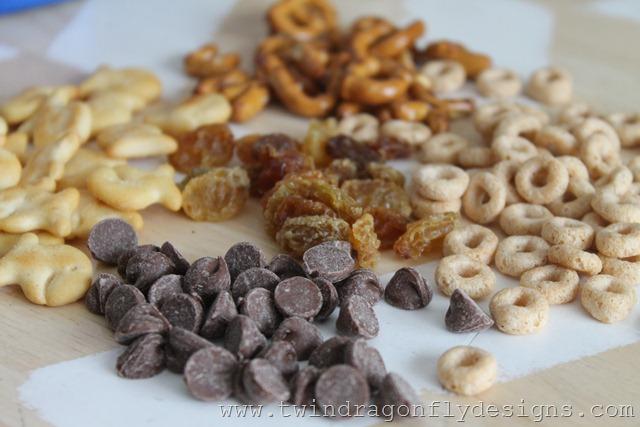 Peanut – Free Trail Mix