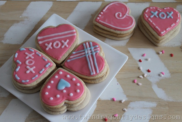 Secret Sweetheart Cookies