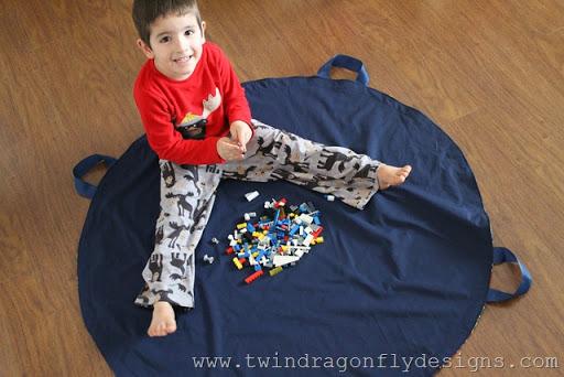 Lego Mat Bag (1)