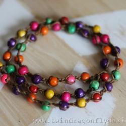 Bohemian Wrap Bracelet