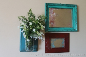 Spring Mason Jar Holder Tutorial
