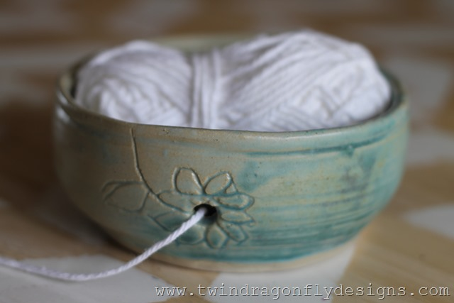 Pottery Yarn Bowl (4)