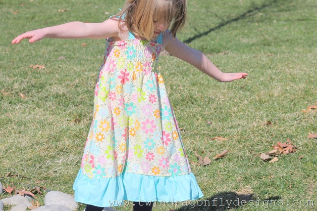 Spring Ruffle Dresses