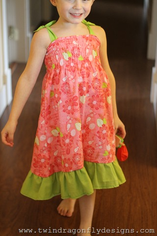 Spring Ruffle Dresses