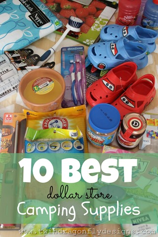10 Best Camping Supplies