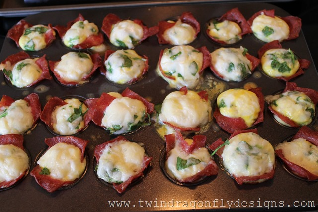 Bacon & Egg Breakfast Bites