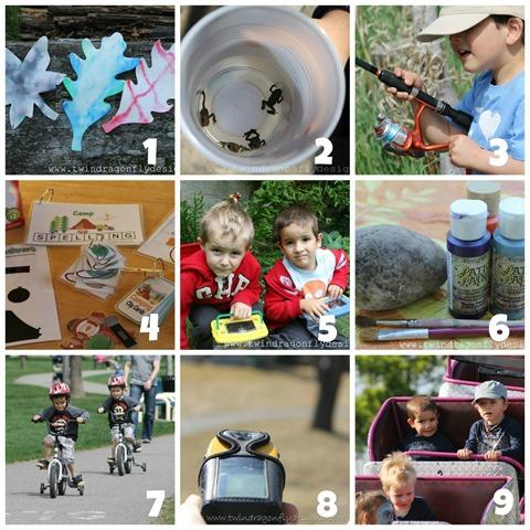 10 Best Camping Activities for kids