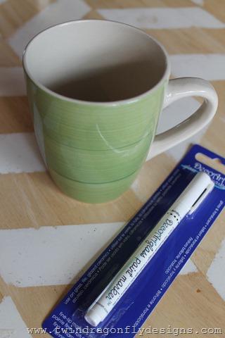 DIY Mother's Day Mug