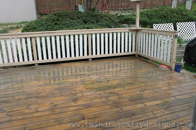 Complete Deck Makeover