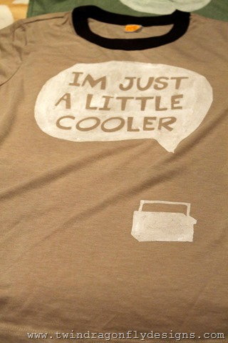 I'm Just a Little Cooler T-shirt (7)