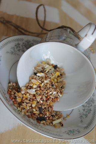 Teacup Bird Feeder (2)