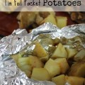 Tin Foil Packet Potatoes
