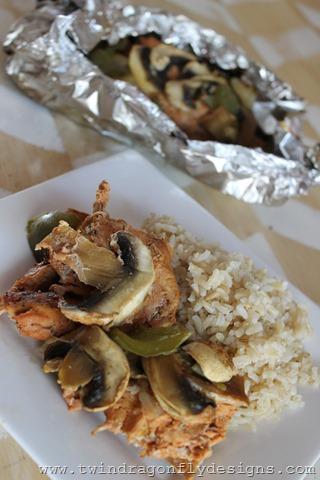 Tinfoil Packet Butter Chicken (11)