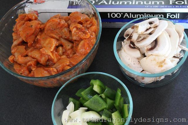 Tinfoil Packet Butter Chicken (3)