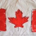 DIY Canada Day T-shirts