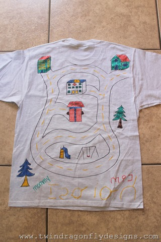 Father's Day Activity T-shirt (3)