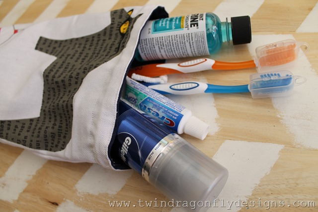 Camping Toiletries Bag (25)