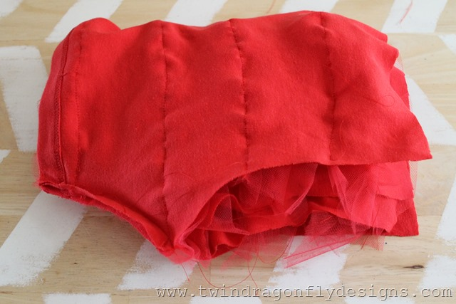 Tulle Ruffle Shorts Tutorial (18)