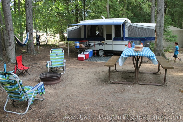 Sicamous KOA ~ Campsite Review