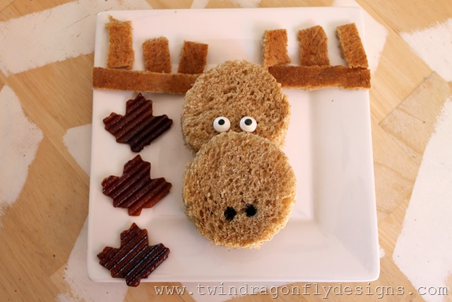 Moose Sandwich
