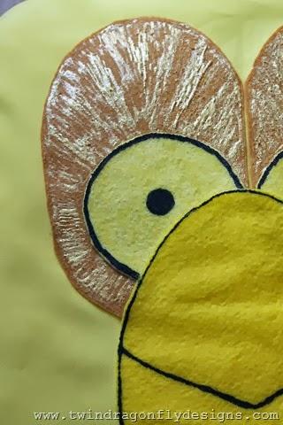 Angry Bird Star Wars C3PO Costume (5)