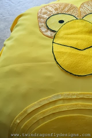 Angry Birds Star Wars C3PO Costume