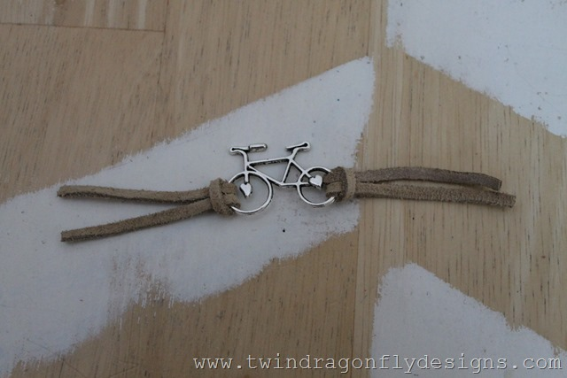Bike Bracelet Tutorial
