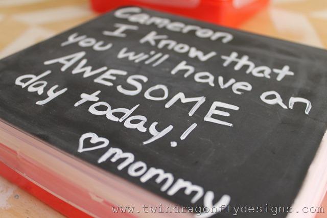 Chalkboard Lunchbox (1)
