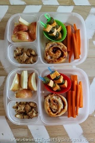 Bento Box Lunch (1)