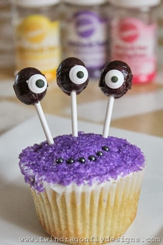 Monster Cupcakes (3)