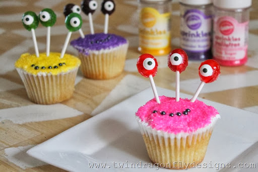 Monster Cupcakes (4)