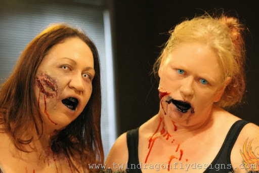 Zombie Photo Shoot