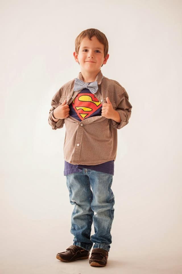 Thrifted Superhero ~ What We Wore Wednesday