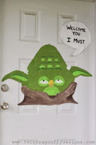 Angry Birds Star Wars Birthday Party