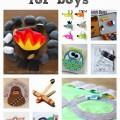 20+ DIY Gift Ideas for Boys