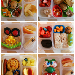 Bento Box Lunches of 2013