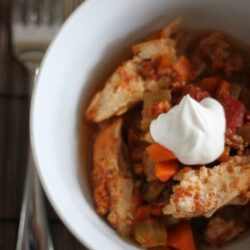 Crock Pot Salsa Chicken Recipe