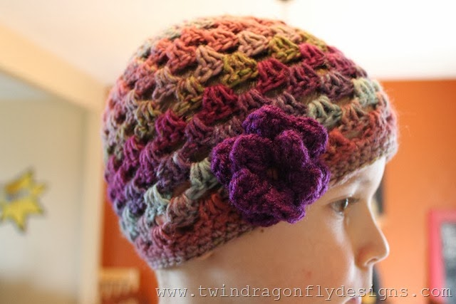 Shell Stitch ~ Learn To Crochet