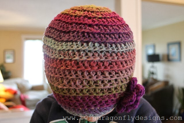 Front or Back Loop Only Stitch ~ Learn To Crochet