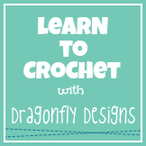 Learn To Crochet Blog Series #howto #crochet