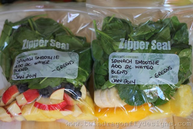Spinach Smoothie Recipe (19)