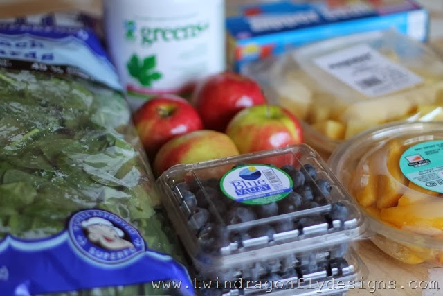 Spinach Smoothie Recipe (5)