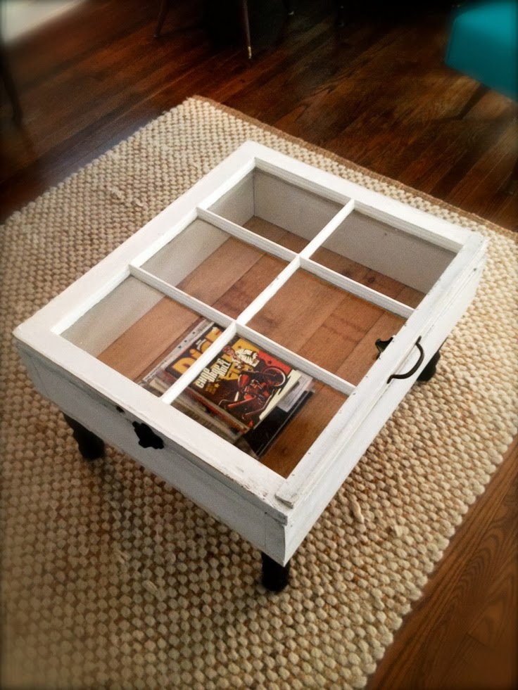 Cool Diy Coffee Table Ideas