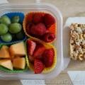 Fruit Snack Bento